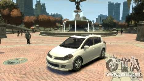Nissan Versa SL for GTA 4