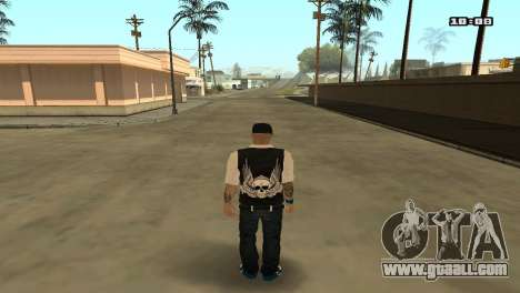 Skin Pack The Rifa for GTA San Andreas