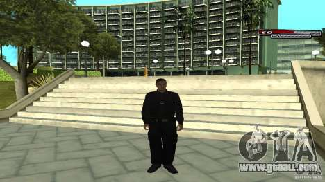 Police officer for GTA San Andreas forth screenshot