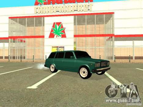 VAZ 2104 for GTA San Andreas