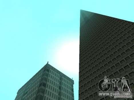 Free moving camera for GTA San Andreas seventh screenshot