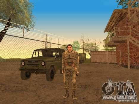 Degtyarev of Stalker for GTA San Andreas