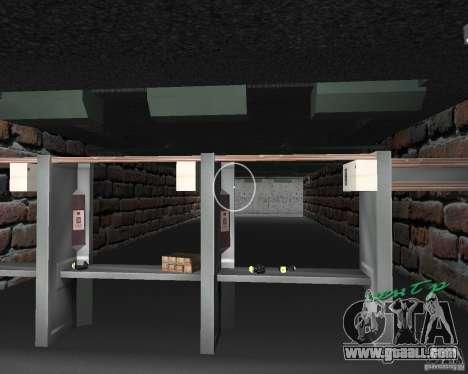 New Downtown: Ammu Nation for GTA Vice City sixth screenshot