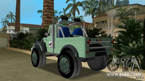 Aro M461 Offroad Tuning for GTA Vice City back left view