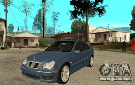 Mercedes-Benz C32 AMG 2003 for GTA San Andreas