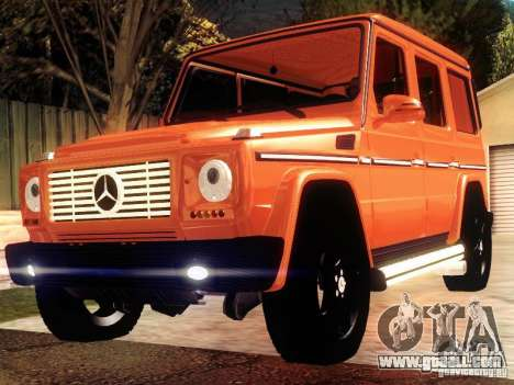 Mercedes-Benz G65 for GTA San Andreas right view