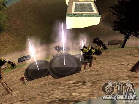 Reteksturirovannyj House CJeâ V1 for GTA San Andreas forth screenshot