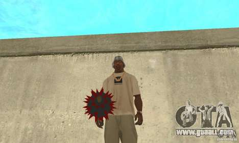 Mace for GTA San Andreas second screenshot