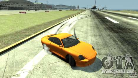 Drift Handling Mod for GTA 4 second screenshot