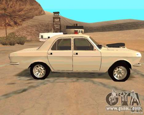 GAZ Volga 2410 Hot Road for GTA San Andreas side view