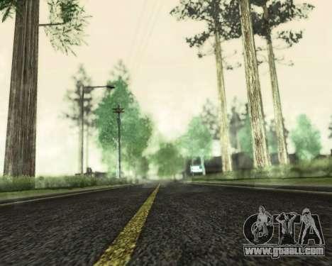 SA_NVIDIA v1.0 for GTA San Andreas