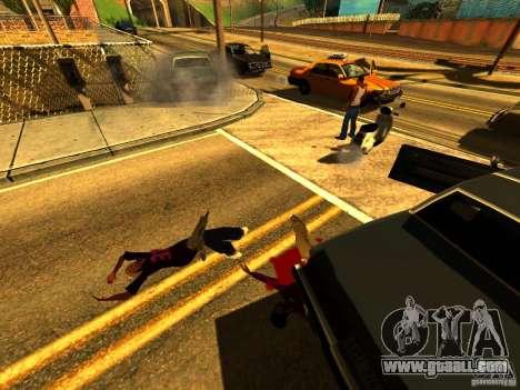 Real Kill for GTA San Andreas fifth screenshot