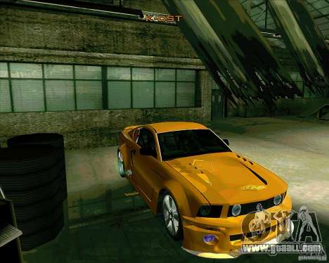 ENBseries V0.45 by 1989h for GTA San Andreas sixth screenshot