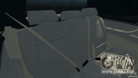 BMW X5 xDrive48i Security Plus for GTA 4 side view