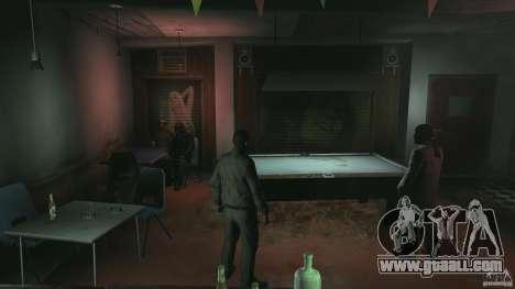 Rasta Bar for GTA 4 third screenshot