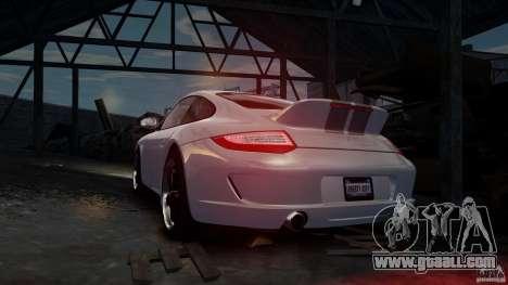 Porsche 911 Sport Classic v2.0 for GTA 4 left view