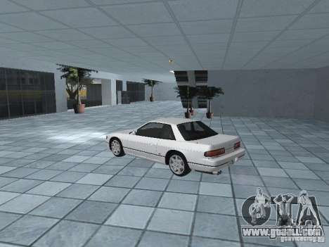 Nissan Silvia PS13 for GTA San Andreas back left view