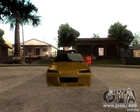 VAZ 21099 car Tuning for GTA San Andreas right view