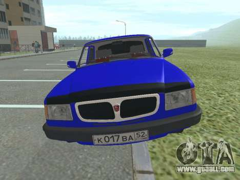 GAZ 3110 Volga for GTA San Andreas