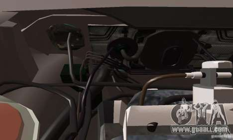 Volkswagen Polo 1.2 TSI for GTA San Andreas inner view