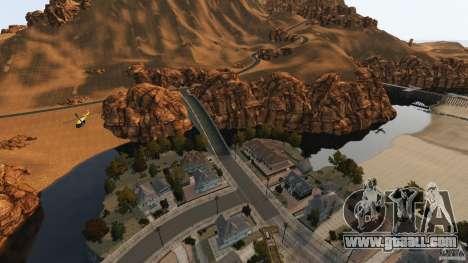 Red Dead Desert 2012 for GTA 4 ninth screenshot