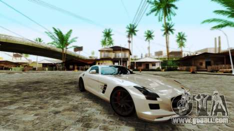 ENBSeries by egor585 for GTA San Andreas forth screenshot