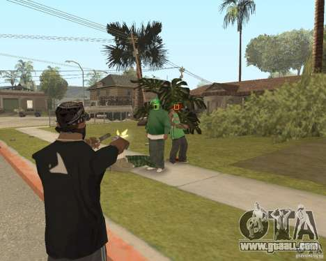 Mark and Execute for GTA San Andreas forth screenshot