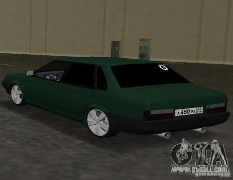 VAZ 2109 Tuning v2.0 for GTA Vice City back left view