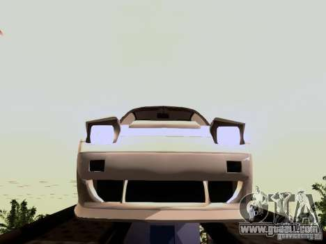 Nissan 240SX (S13) for GTA San Andreas right view