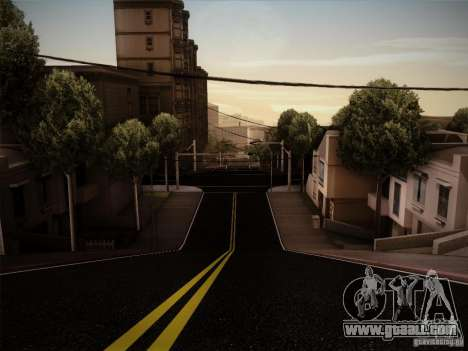 New Roads v1.0 for GTA San Andreas fifth screenshot