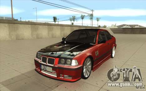 BMW Fan Drift Bolidas for GTA San Andreas