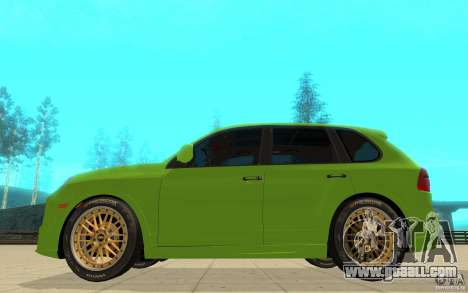 Wild Upgraded Your Cars (v1.0.0) for GTA San Andreas forth screenshot