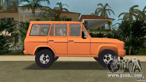 Aro 244 for GTA Vice City left view