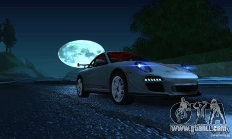 ENBSeries by dyu6 v5.0 for GTA San Andreas fifth screenshot
