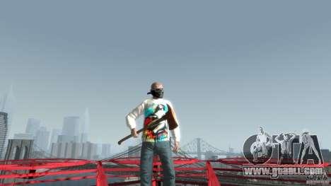 Accetta da pompiere for GTA 4 sixth screenshot