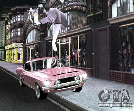 ENBSeries NORTH for GTA San Andreas sixth screenshot