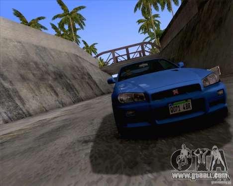 ENBSeries by Sankalol for GTA San Andreas third screenshot