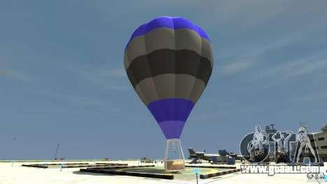 Balloon Tours option 8 for GTA 4