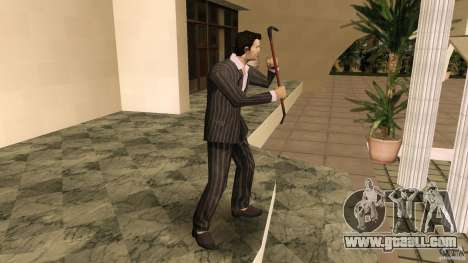 Tire Lever for GTA Vice City third screenshot