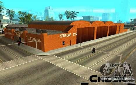 Respawn San News for GTA San Andreas