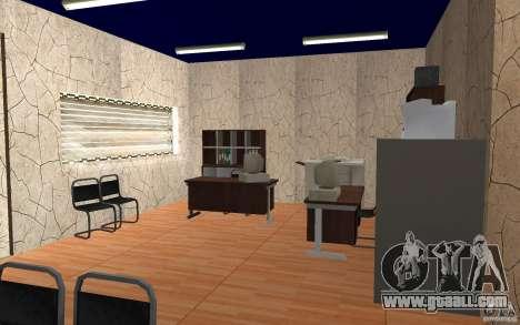 A new driving school in San Fierro for GTA San Andreas forth screenshot