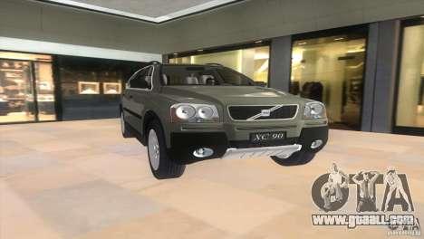 Volvo XC90 for GTA Vice City