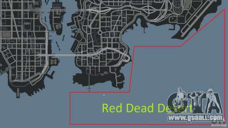 Red Dead Desert 2012 for GTA 4 eleventh screenshot
