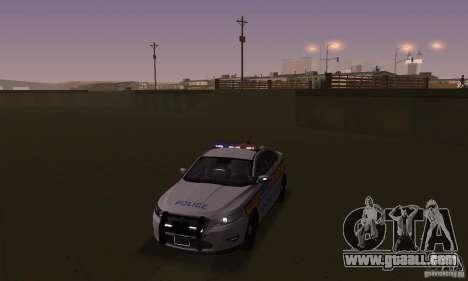 Strobe Lights for GTA San Andreas