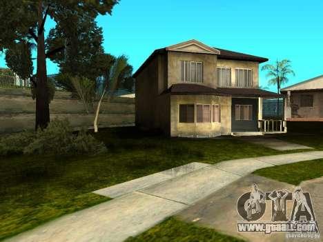 New Grove Street TADO edition for GTA San Andreas
