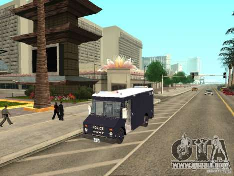 S.W.A.T. Los Angeles for GTA San Andreas