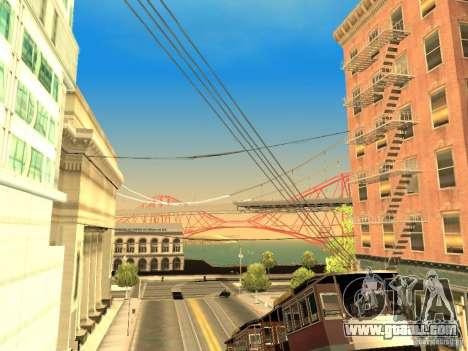 New Sky Vice City for GTA San Andreas ninth screenshot