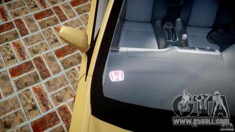 Honda Civic Type R 2005 for GTA 4