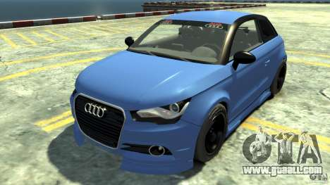 Audi A1 for GTA 4