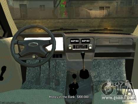 Vaz 2131 Niva for GTA 4 right view